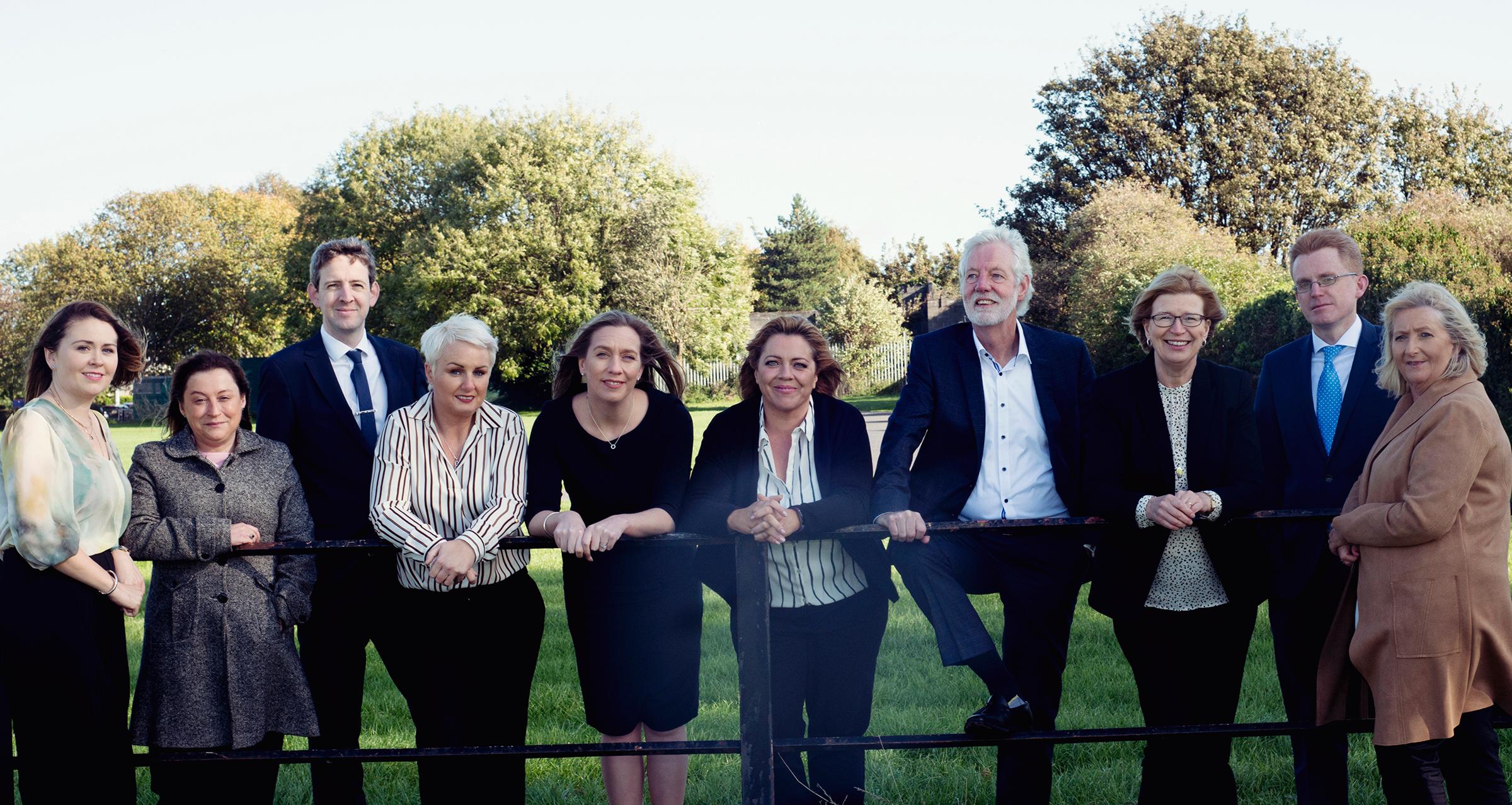 Bourke Solicitors Team. Dublin 12 Solicitors